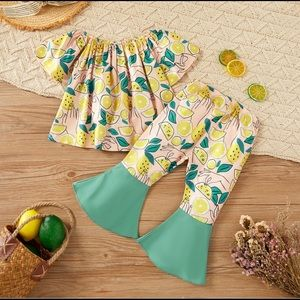 🍋New Girl's Boutique 9-12 Months Outfit🍋